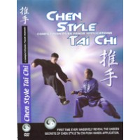 Chen Style Tai Chi Traditional  PushHand
